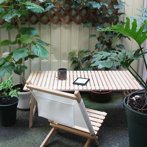 CAMP HOUSE/庭を楽しむ強引スタイル