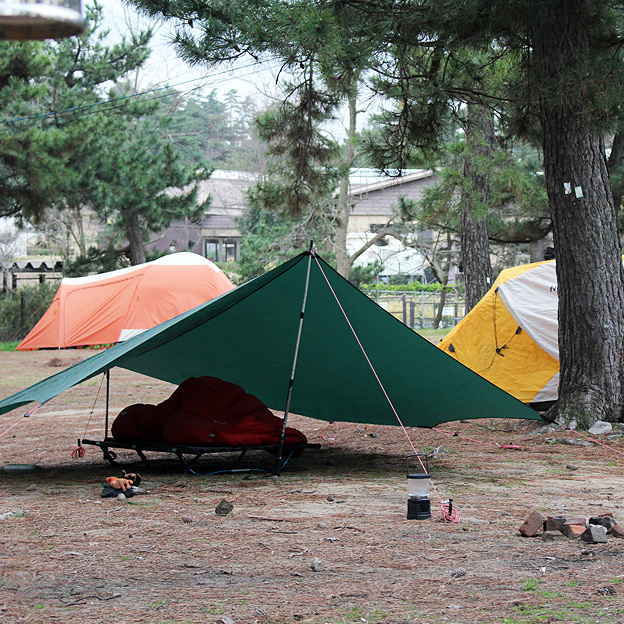 CAMP HOUSE/HILLEBERG Tarp10XP