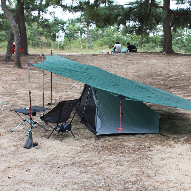 CAMP HOUSE/HILLEBERG Tarp10 XP