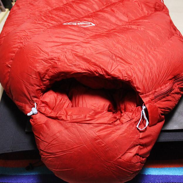 CAMP HOUSE/mont-bell  アルパイン ダウンハガー800 #0