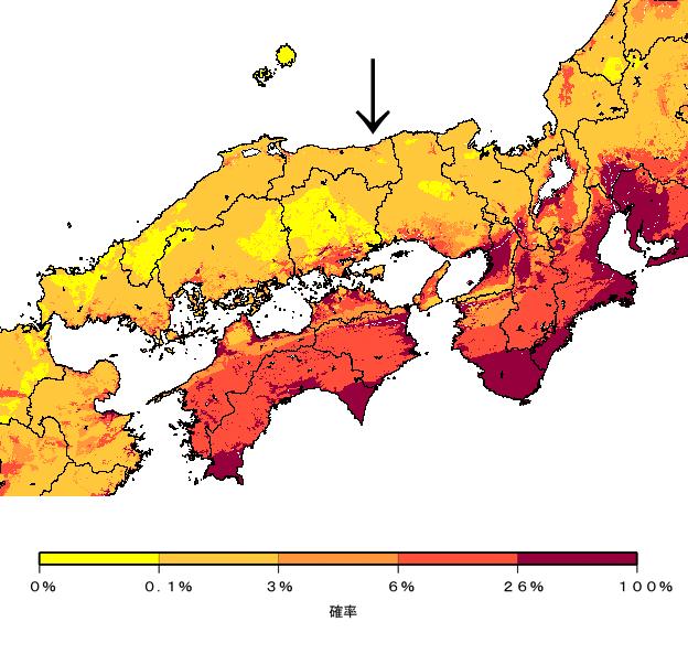 CAMP HOUSE/確率論的地震動予測地図