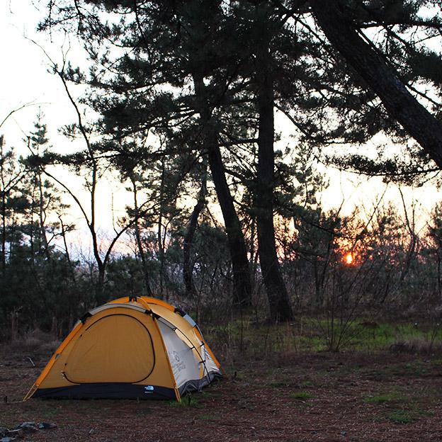 CAMP HOUSE/2016年最初のキャンプに行ってきました