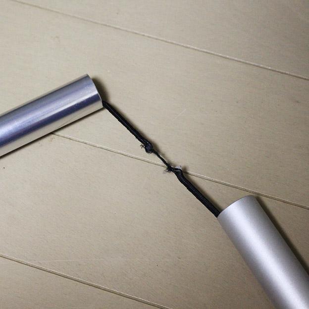 CAMP HOUSE/Helinox Cot Oneの修理