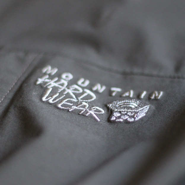 Mountain Hardwear ストレッチオゾニックジャケット