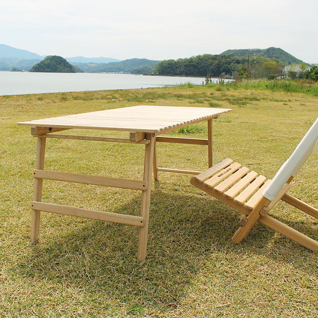 CAMP HOUSE/CAMP MANIA INOUTDOOR LIVING TABLE (L)