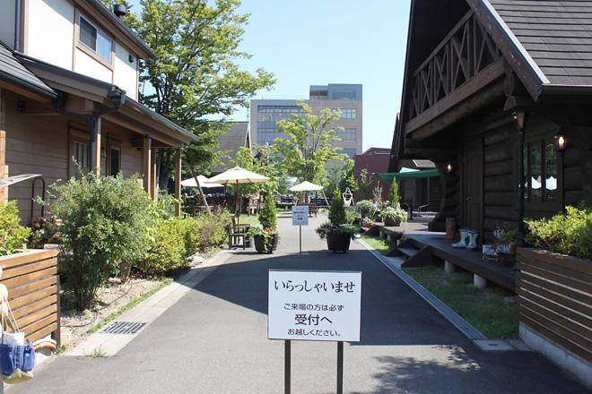 BESSの岡山展示場