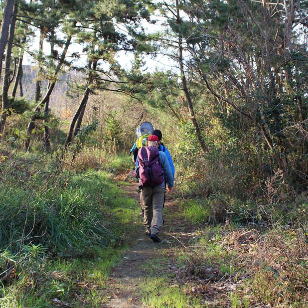 CAMP HOUSE/山陰海岸ジオパークトレイルを歩いてみた