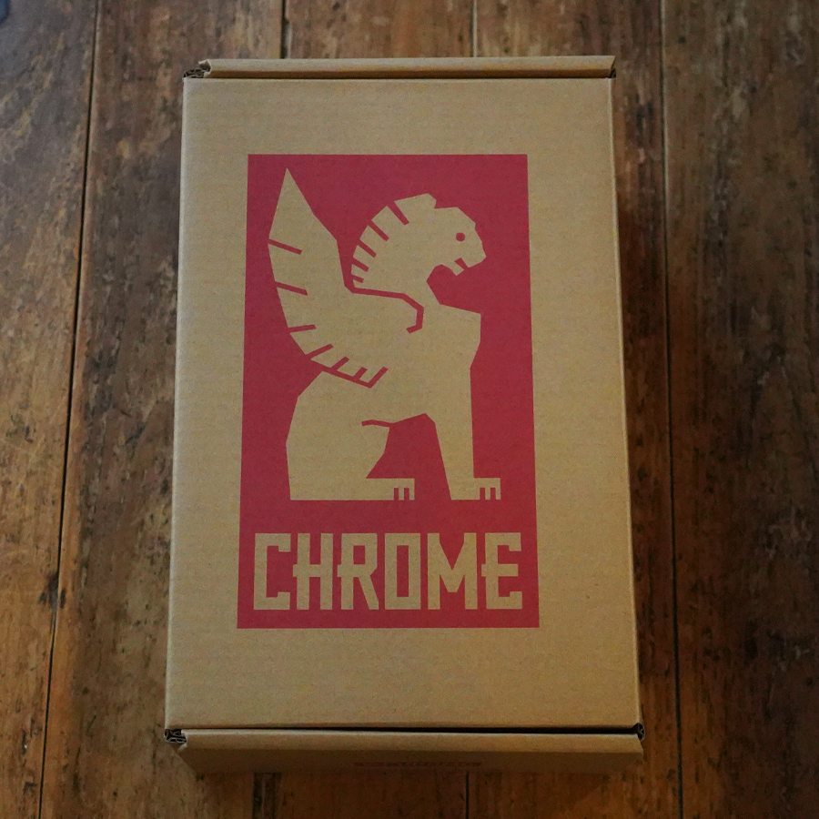 CHROME INDUSTRIESのロゴ