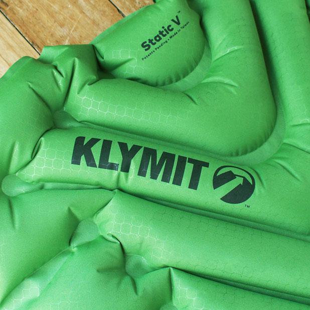 KLYMIT Static V Sleeping Pad(クライミット・スタティック・ブイ・スリーピングマット)