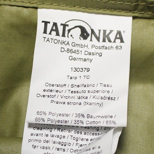 タトンカタープ1TC-tatonka-tarp-1tc
