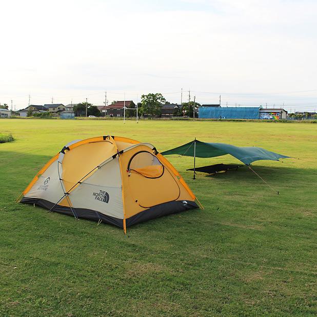 CAMP HOUSE/グリーンフィールドにテストキャンプに行ってきた