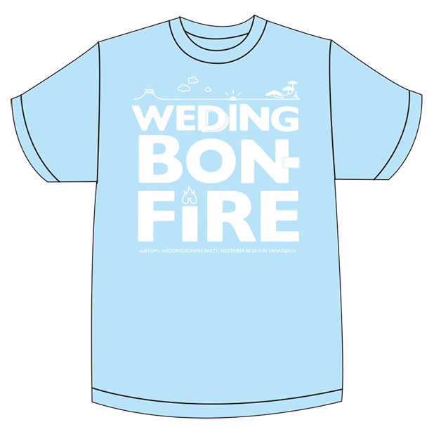 wedding-bonfire-t-shirt-layout