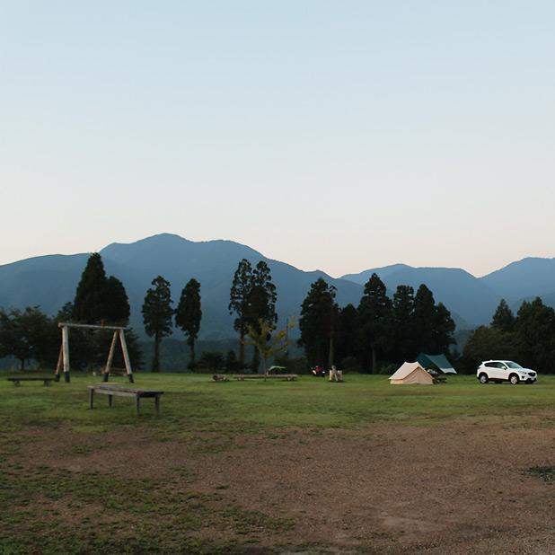 やまもり温泉キャンプ場-遊び道具